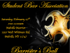 Barristers Ball invite